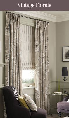 Roman Blinds - Ruby and Fee. Online Roman blinds, curtains etc ...