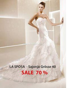 LA SPOSA Sale  http://www.brautmode-diamore.de/