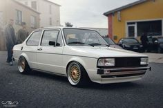 VW Jetta MK1