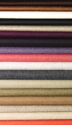 Our beautiful cashmere colours!