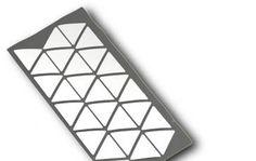 Respro® Hi-Viz I-Shots I-Shot Triangle Reflective Stickers www.respro.com