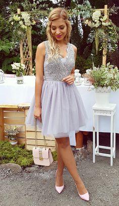 Szara tiulowa sukienka Honey. Dostępna w dwóch kolorach!  349 zł Tulle prom dress