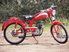 ducati ciccilo 65cc 1955