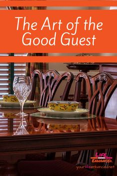 The Art of the Good Guest. Learn 9 'rules' for being a good guest from expert hosts Cross Cultural Communication, Communication Skills, Best Documentaries, Positive Living, Love And Marriage, Etiquette, Life Lessons, Good Things, Learning