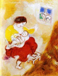 Marc Chagall & Jean de La Fontaine ~ Favole a Colori