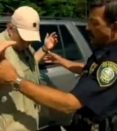 tips when stopped by police and carrying-this was super helpful  to me because I always was curious about how to phrase the fact you're carrying with a license without getting  in an ugly situation