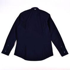 질바이질스튜어트셔츠 메달 아플리케 슬림핏 긴팔 셔츠 JBDP1CSL308-N1 - 더현대닷컴