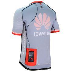 Custom communication pocket detail (jersey inside out)