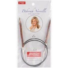 Deborah Norville Fixed Circular Needles 32in Size 10.5 (6.5mm)
