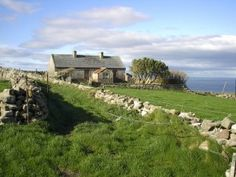 Ireland... This is what I imagine living in if I ever were to move there!