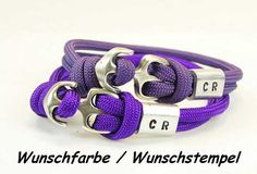 Armband graviert Geschenk Valentinstag von www.Schmuckkistl.de auf DaWanda