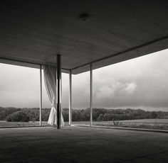 chris schroeer-heiermann | mies 1:1.  —- Golf Club Krefeld-Egelsberg, Germany Mies van der Rohe, Architect, 1930 Robrecht en Daem Architects, Gent, Belgium, 'Model' architects, 2013