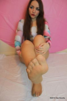 PantyhoseKings FootFetish : Photo