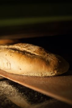 Il pane il forno