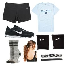 """""""Volleyball"""" by faithdepew ❤ liked on Polyvore featuring interior, interiors, interior design, home, home decor, interior decorating, NIKE, Billabong, Stance and Boohoo"""