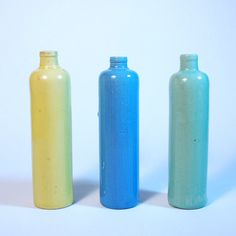 Collection of Ceramic Bottles