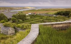 The Monks Garden, Inner Hebridean island, by Penelope Hobhouse VMH