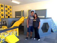 Play Hive Offers New Kids' Play Space in Hermosa Beach Kids Play Spaces, Hermosa Beach, New Kids, Kids Playing, Sparkle, Indoor, Children, Interior, Boys Playing