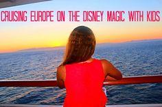 Cruising Europe On The Disney Magic With Kids. #DisneyCruise #Europe #Mediterranean