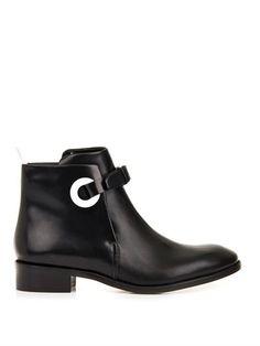 Allea leather ankle boots | Acne Studios | MATCHESFASHION.COM