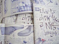 andrea joseph's sketchblog: July 2013
