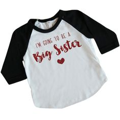 Valentine Big Sister Announcement, Valentine's Day Pregnancy Reveal, Big Sister Valentine Shirt, Valentine Big Sister Shirt