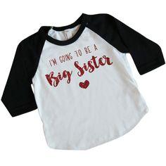 Valentine Big Sister Announcement, Valentine's Day Pregnancy Reveal, Big Sister Valentine Shirt, Valentine Big Sister Shirt