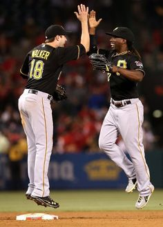 Neil Walker & Andrew McCutchen - Pittsburgh Pirates