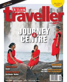 Pick up the August issue of @oltraveller. #Bastar #Mandu #BaghCaves #madhyapradesh #chhattisgarh #travel #india