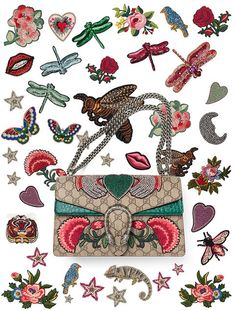 Gucci Launches DIY Service with Dionysus Purse | InStyle.com