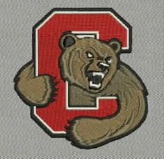 Cornell Big Red Embroidered Patch