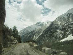Visiting the Himalayas.: Sangla valley