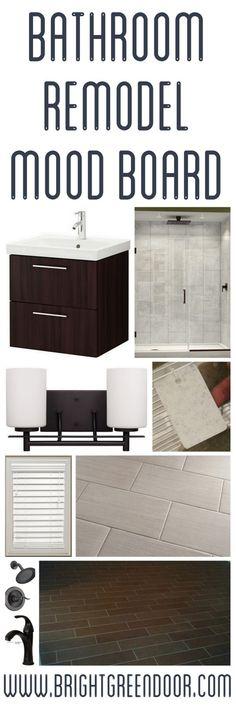 Industrial Modern Bathroom Source List