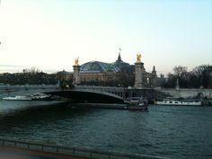 The Seine - Paris