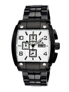 Men's London Black Chronograph Watch from Watches: Up to 80% Off on Gilt