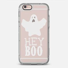 Hey BOO White - New Standard by Jande La'ulu | @casetify