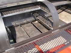 homemade pit smoker plans | The tuning plates in the BBQ smokers help distribute the hot air from ...