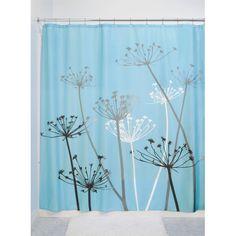 Found it at Wayfair - Vivian Thistle Shower Curtain