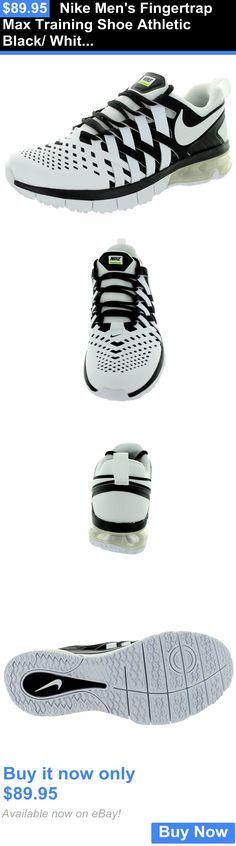 33b18920d5d866 Men Shoes  Nike Mens Fingertrap Max Training Shoe Athletic Black  White  Size 10.5 BUY