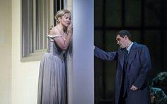 Joyce DiDonato and Ismael Jordi in Maria Stuarda Royal Opera House