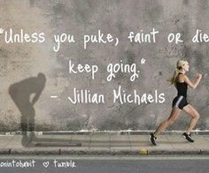 jillian michaels, food for though, inspiration, mental vs physical