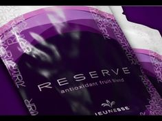 【HD】JEUNESSE Reserve™ Antioxidant Fruit Blend - A Super Anti-Aging Food with Resveratrol - YouTube