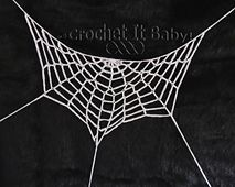 Ravelry: Half Spiderweb pattern by Crochet It Baby