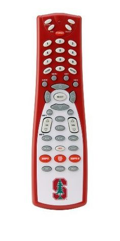GameChanger 00044 STANFORD UNIVERSITY Logo and Colors on ESPN-Enabled Button Universal Remote Control by GameChanger. $14.43. Digital Ready. Picture in Picture. Easy Set-Up. ESPN Programmable Buttons. GameChanger Universal Remote Control - Show your true colors while you're enjoying the game with friends and family.  Your favorite college or university gets the spotlight on your remote while you play loyal fan.  A terrific gift for any student or alum, this remote comes wi...