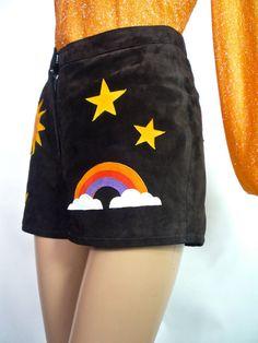 HUZZAR DESIGN http://www.huzzarhuzzar.com/collections/huzzar-designs/products/huzzar-design-hippie-suede-applique-hotpants