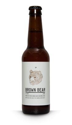 Brown Bear Beer