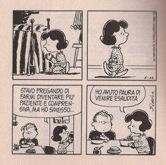 Peanuts in italiano