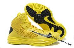 26fe19b4b73c Nike 2013 Womens Lunar Hyperdunk Basketball Shoes Yellow Black for Men  Soldier