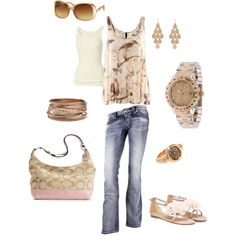 Spring, created by sdemes on Polyvore