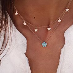 Stars and stones  #lunaskyejewelry
